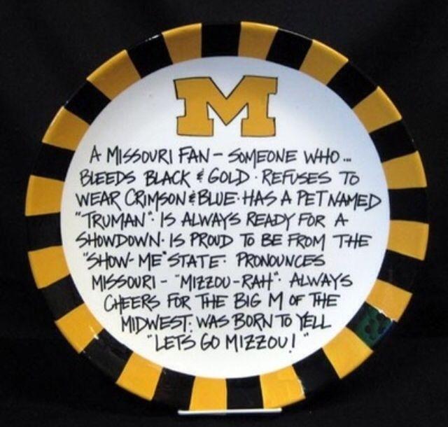 A Mizzou Fan