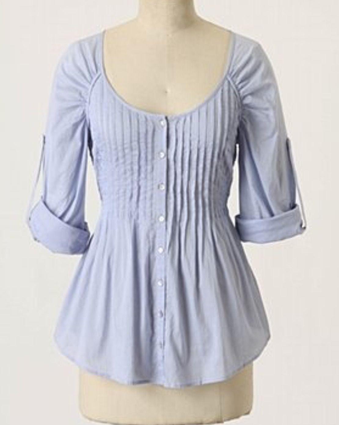 Переделка рубашки женской своими руками