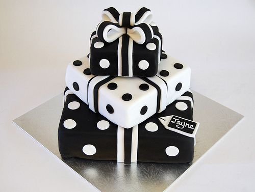 Glamorous Birthday Cakes Beautiful Birthday Cakes Black and