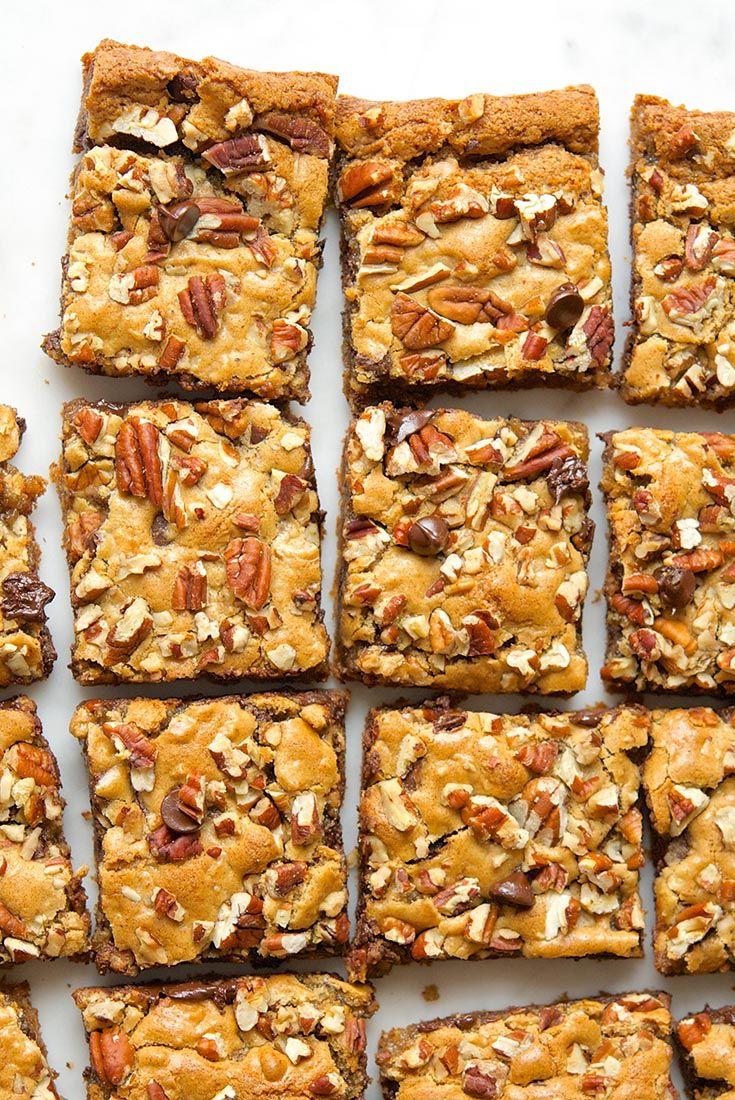 Crazy Blonde Brownies Recipe | cookies | Pinterest | Brownies rubios ...