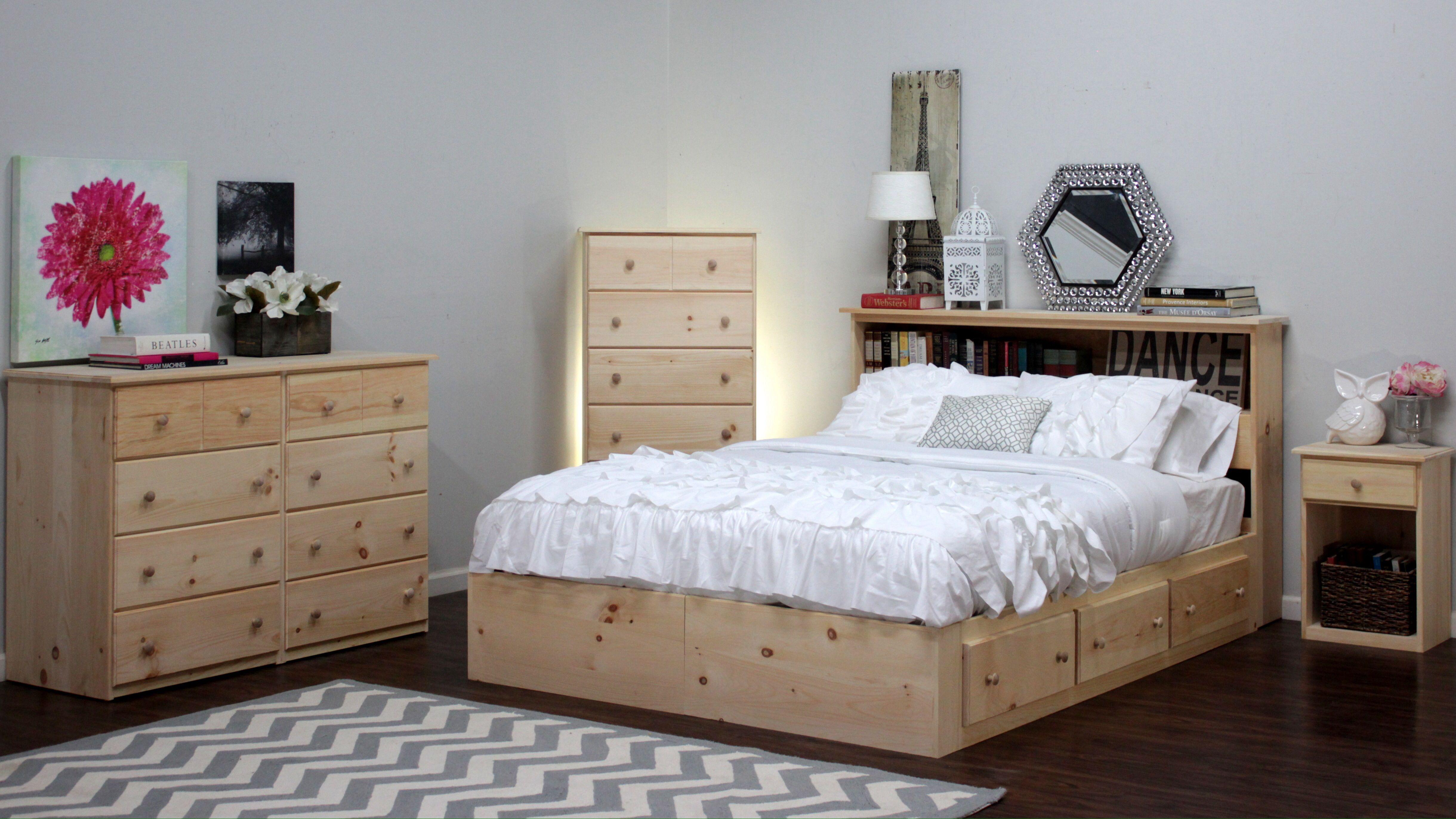 Bohemian chic Bedroom set, Queen sized bedroom sets
