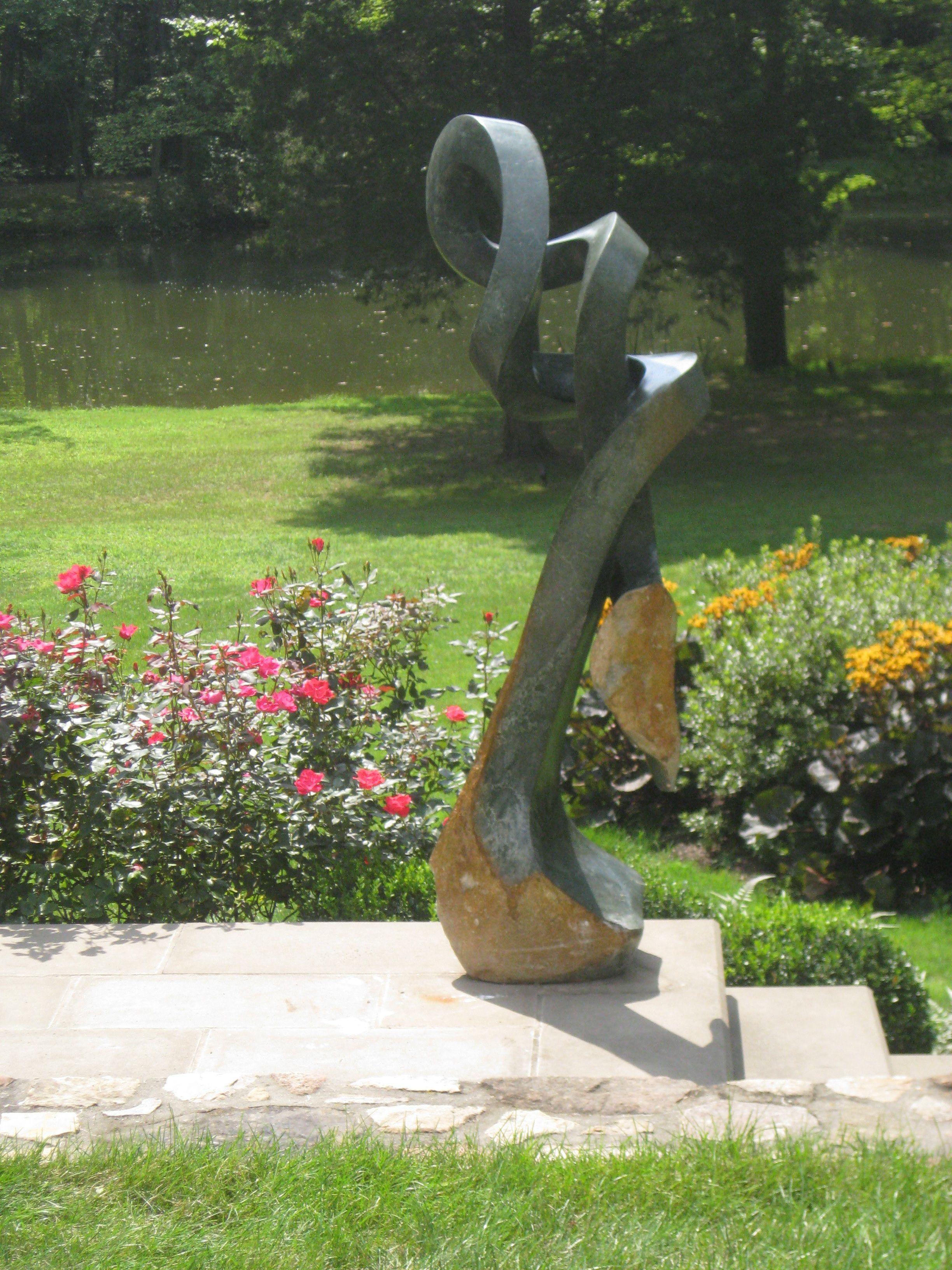 Modern Organic Sculpture