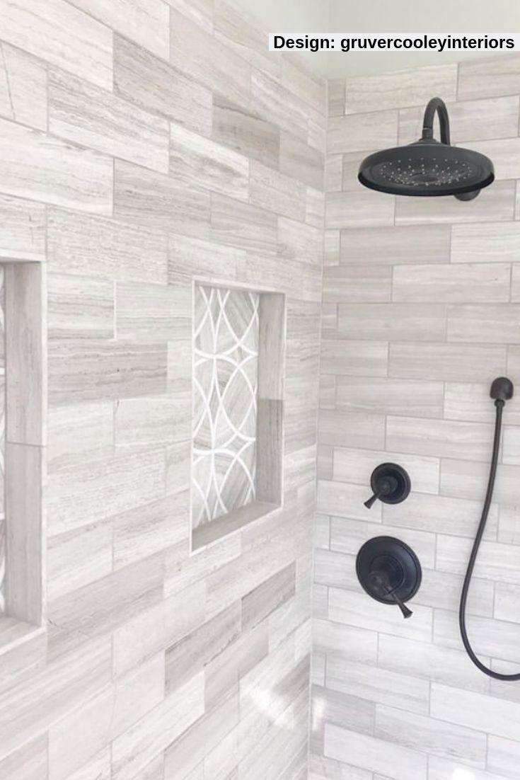 Celtic Wooden Beige And Thassos Marble Tile Bathroom Remodel Shower Bathroom Remodel Master Master Bathroom Shower