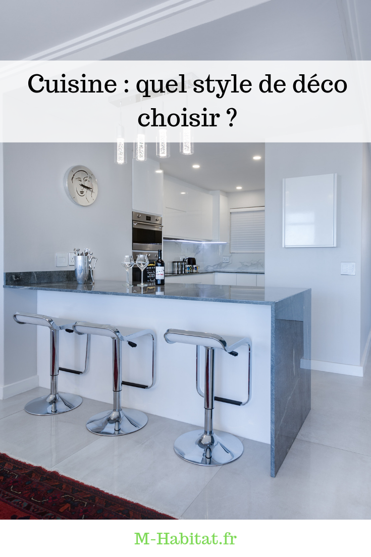Cuisine : quel style de déco choisir ?  Style cuisine, Style deco