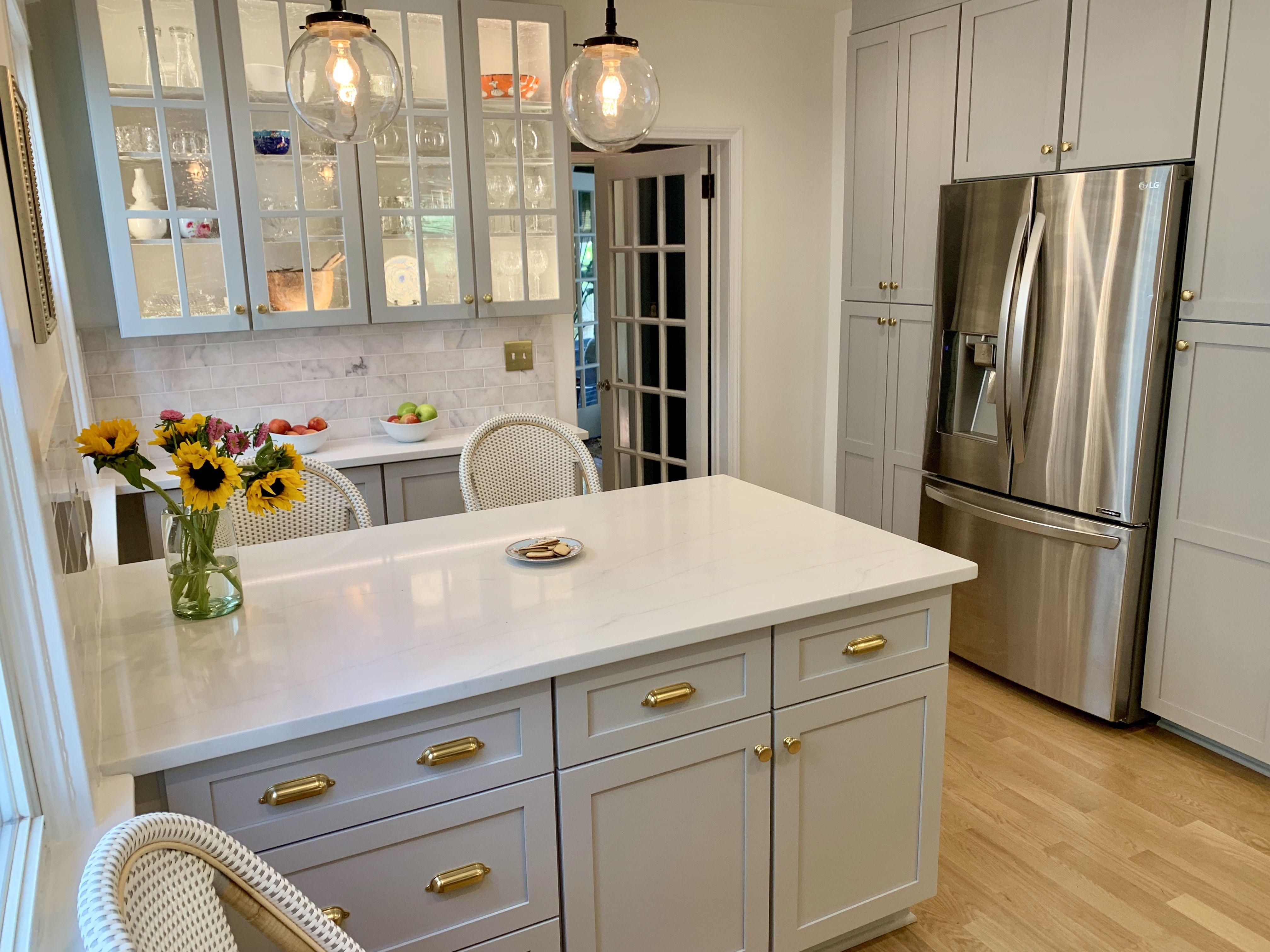 Kitchen Renovation Grey Painted Kitchen Kitchen Renovation Painted Kitchen Cabinets Colors