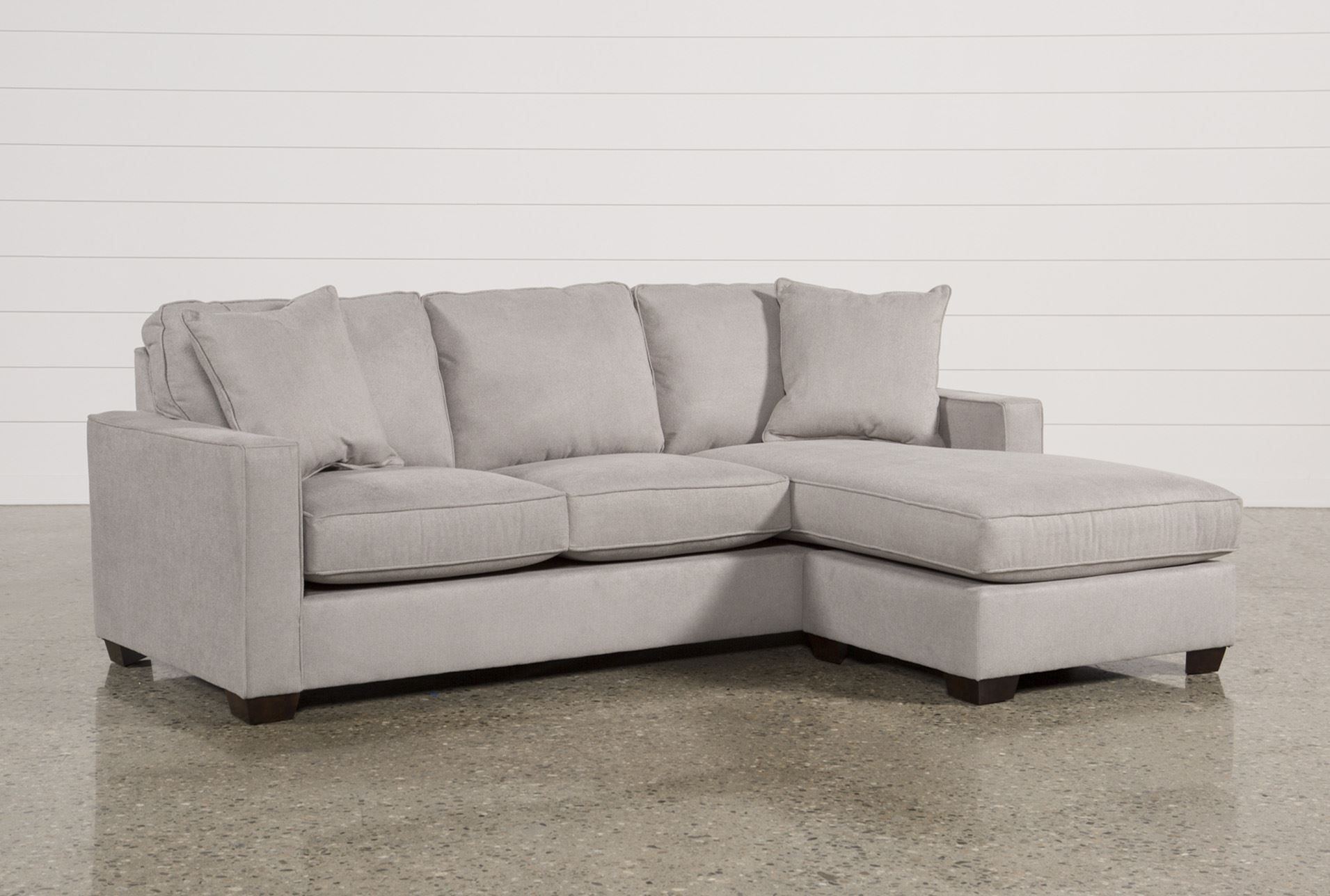 Egan Sofa W Reversible Chaise Signature
