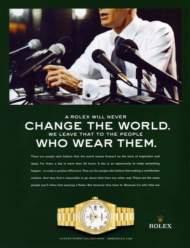 how to change the world | change the world ad | Vintage ...