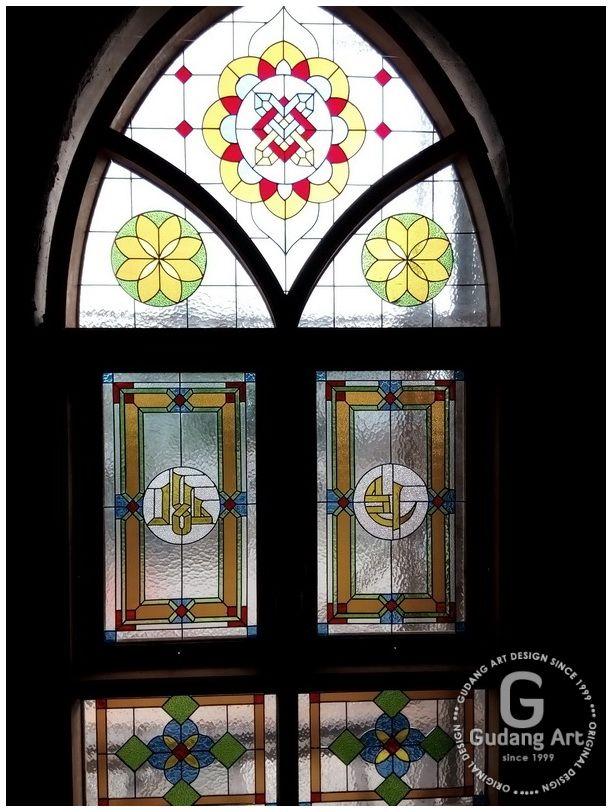 Kerajinan Kaca Patri Jendela Kaca Patri Masjid Seni Kaca Patri Masjid Related Image Gudang Art Jendela Kaca Patri Kaca Patri Kesenian Kaca