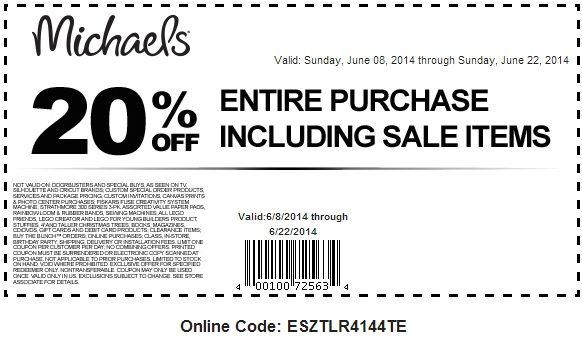 Michaels Coupon Michaels Coupon Printable Coupons Coupons
