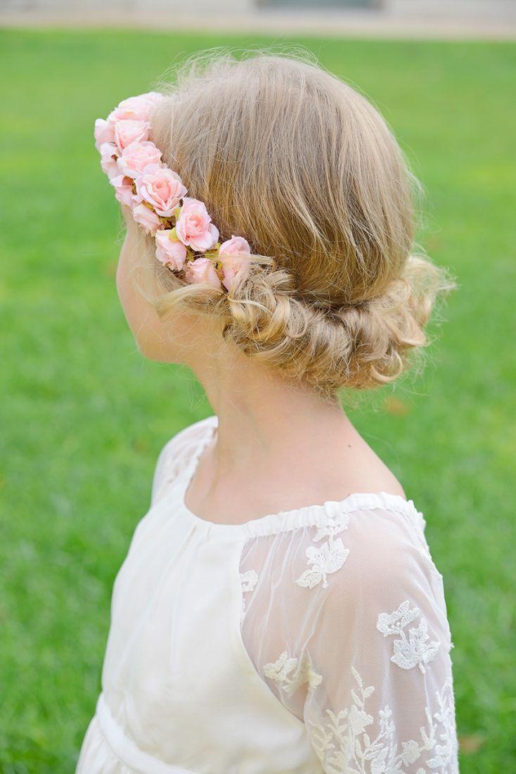 La tenue des enfants d 39 honneur les petits inclassables - Coiffure mariage fille d honneur ...