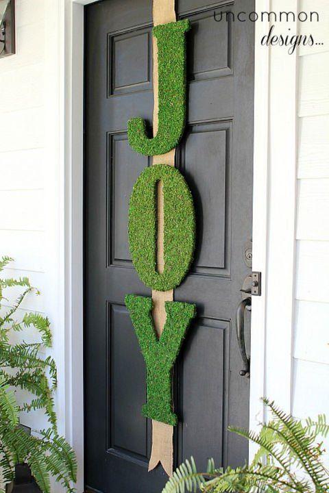 Decoraciones para la puerta de entrada decoraci n for Decoracion de la puerta de entrada