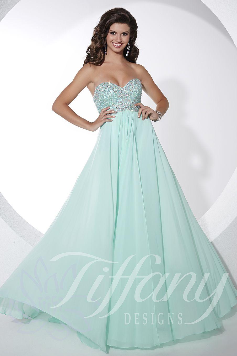 Tiffany Prom 2015