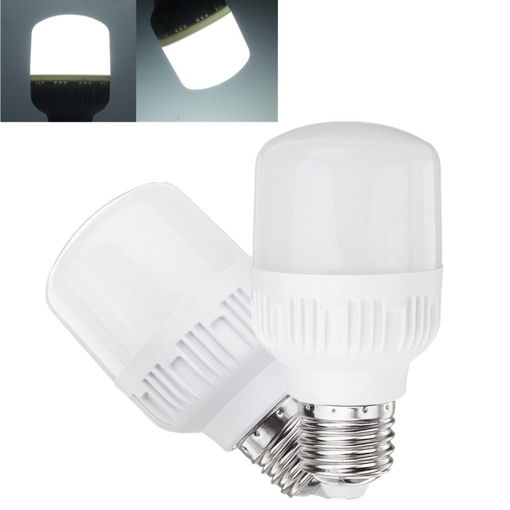 Us 2 67 33 5w 10w 14w 18w E27 Pure White No Strobe E27 Led Light Bulb For Indoor Home Use Ac180 260v Led Light Bulbs From Lights Lighting On Banggood Com Led Light
