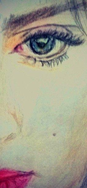 #eye #art #draw #desenho #realistic