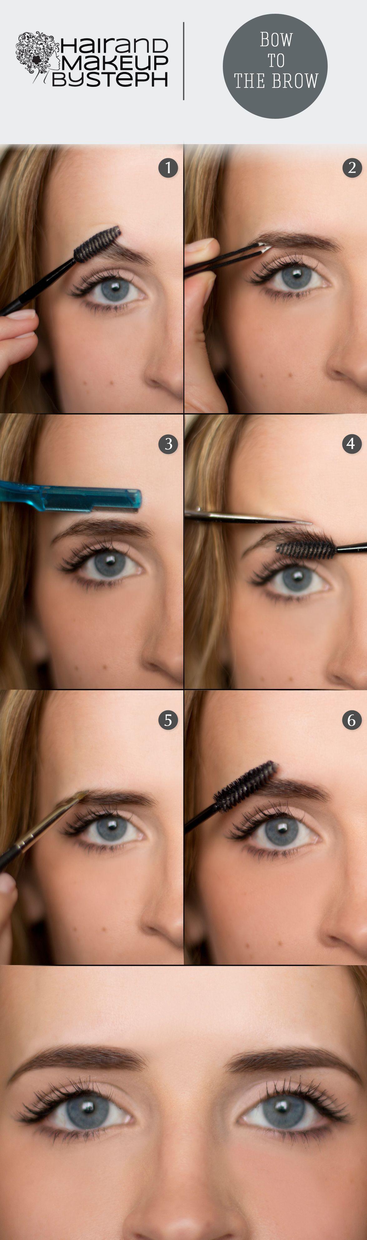 Bow To The Brow Brow Grooming Eyebrow Brows And Blog