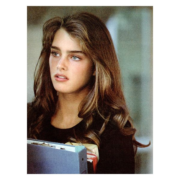 Happy Birthday, Brooke Shields! 10 of Her Best Looks Ever ❤ liked on Polyvore featuring beauty products, nail care and nail polish