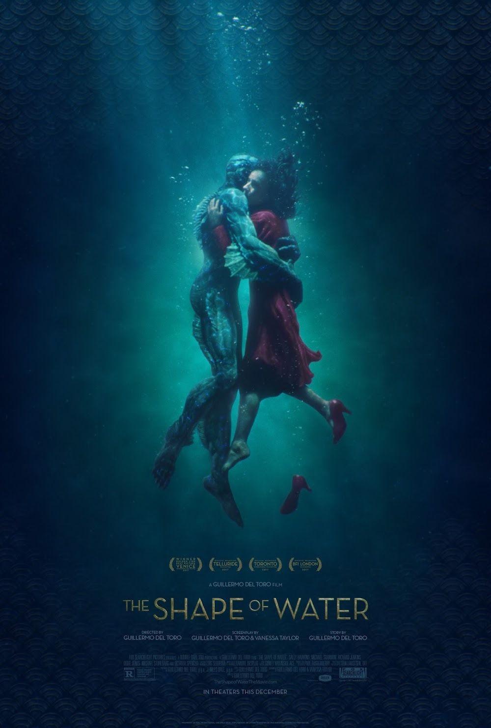 La forma del agua - The Shape of Water (2017) | La opinión de Oseomorfo | Amor extraño... Elogiada por la critica y multipremiada, con esas expectativas la última de Guillermo del Toro me ha...