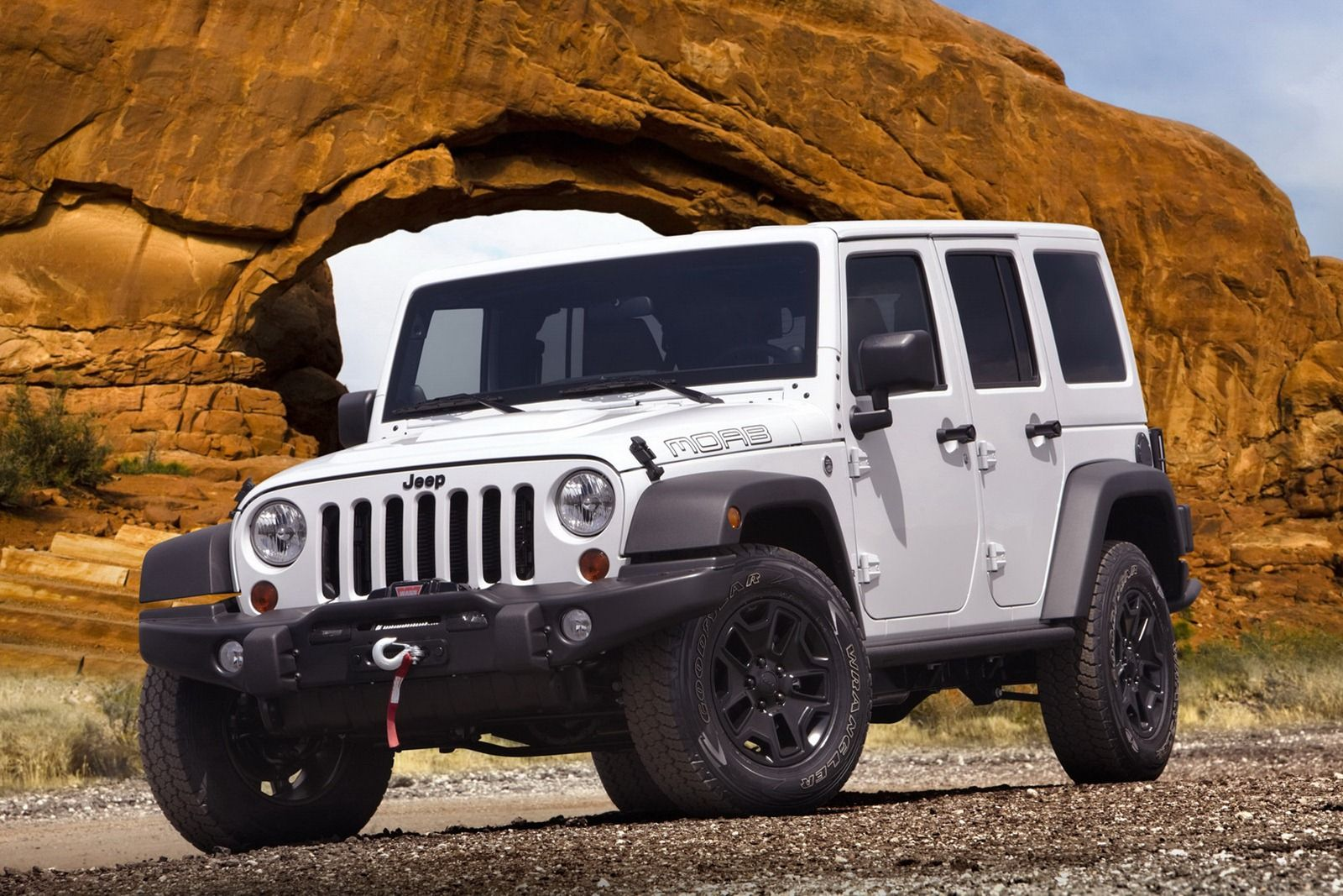Jeep Grand Cherokee Trailhawk And Wrangler Moab Special Editions