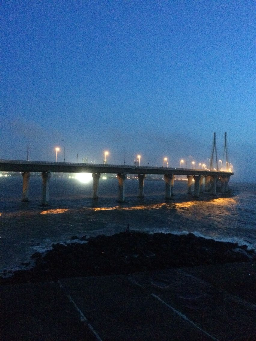 Worli Sea Link, Mumbai India