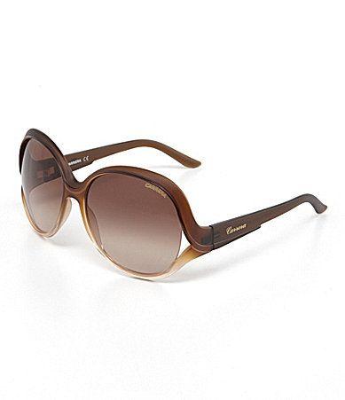 Carrera Oversized Glam Sunglasses #Dillards