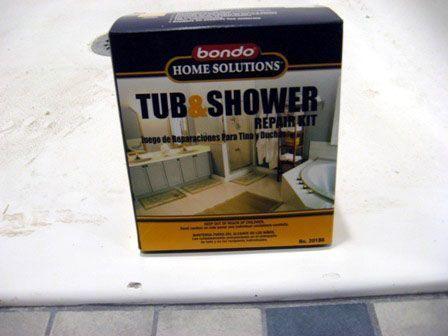 Repair A Fiberglass Tub Or Shower With Images Bathtub Remodel