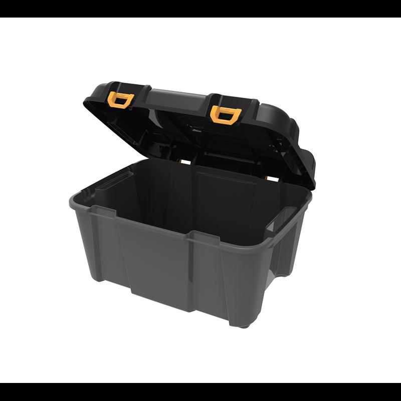 EZY Storage Bunker 120L Heavy Duty Storage Tub