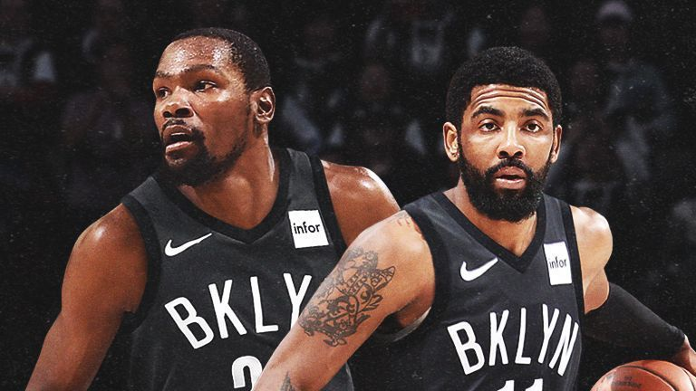 Sources Nets To Sign Durant Kyrie And Deandre Kyrie Irving Irving Wallpapers Brooklyn Nets