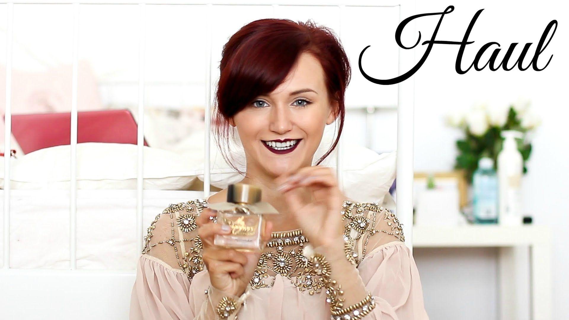 Beauty haul | Burberry, Clinique, Chanel, Benefit, Wella, Revlon, H&M, E...