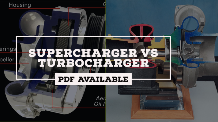 Supercharger VS Turbocharger [Detailed Explanation with
