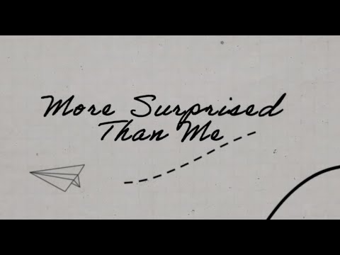 Morgan Wallen More Surprised Than Me Lyric Video Youtube In 2021 Me Too Lyrics Lyrics Videos Lyrics