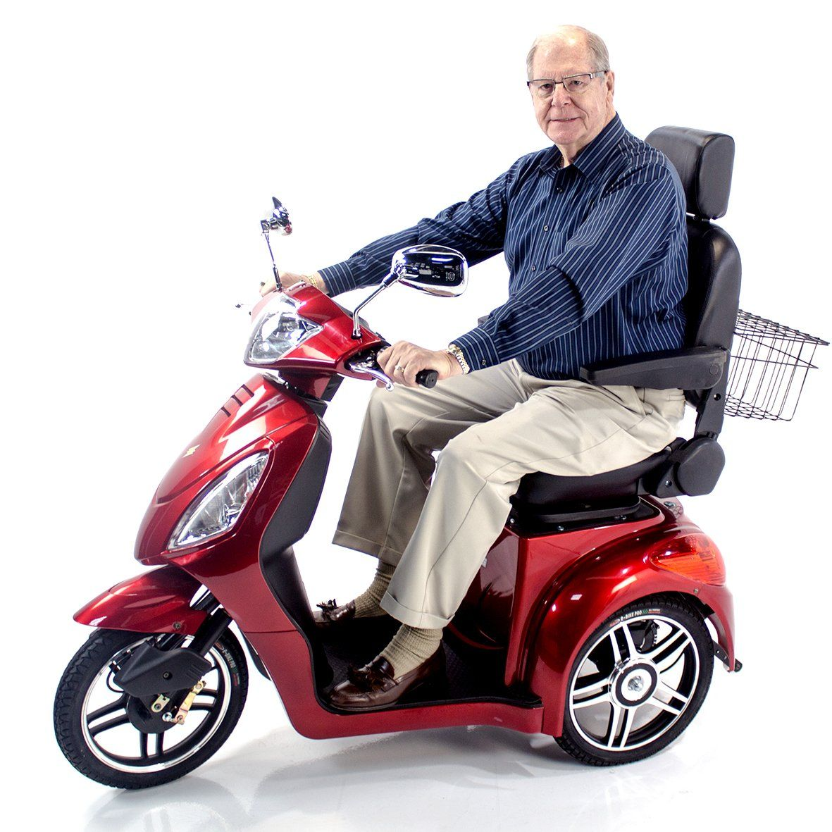 Challenger Mobility Ew 36 Recreational Electric Mobility Scooter