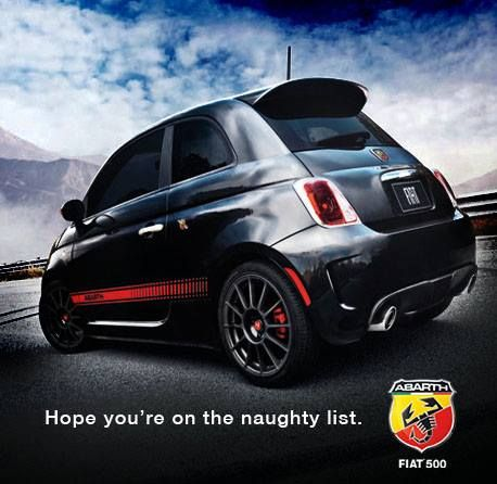 In This Case The Bad Is Good Fiat 500 Abarth Fiat 500