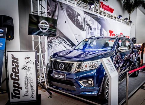 Will you look at that! The Nissan Navara Sport Edition was