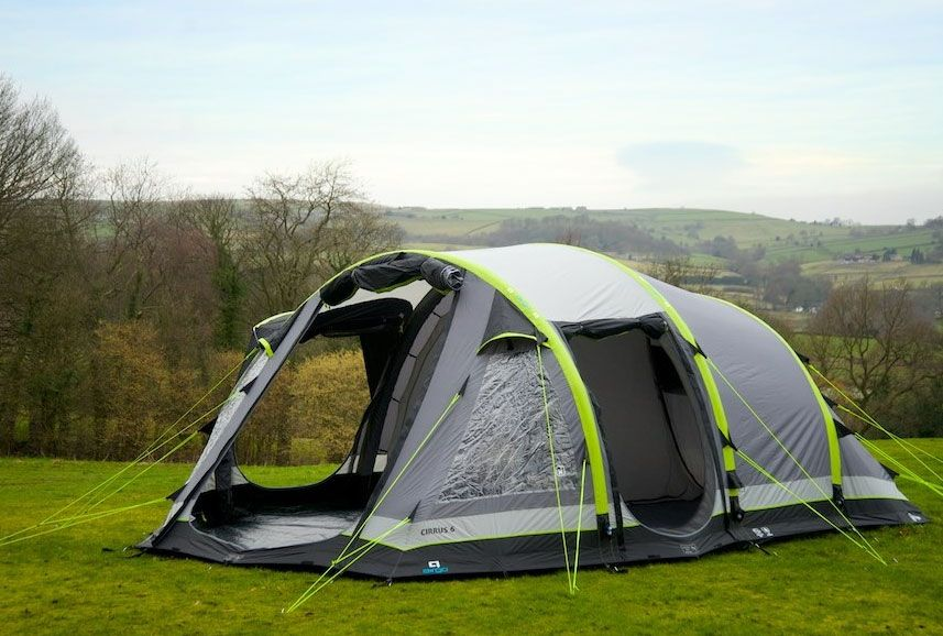 We round up some of the best inflatable air tents on the market advising which & We round up some of the best inflatable air tents on the market ...