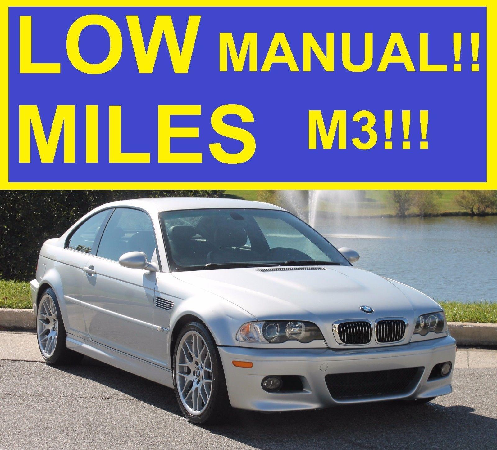 Awesome Amazing 2005 Bmw M3 M3 2005 Bmw M3 Manual 3 Series Super Clean 5 Series E46 330ci Convertible 04 03 06 2017 2018 Bmw Bmw Series Bmw Car