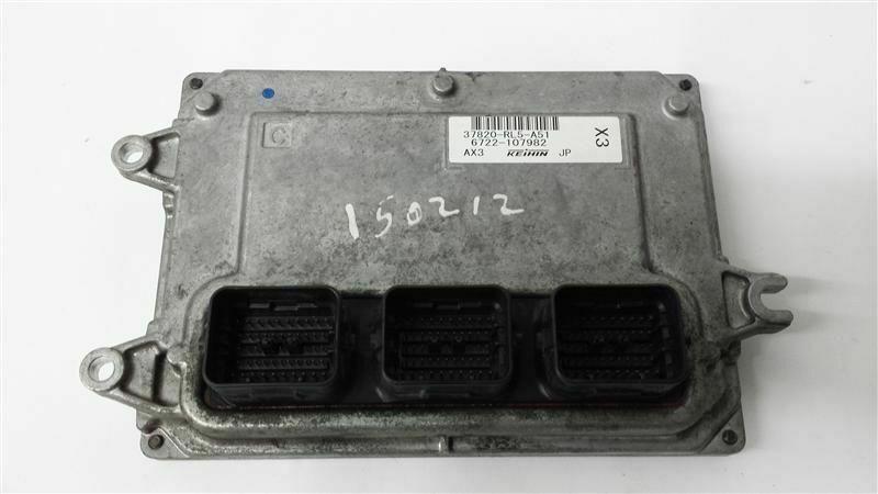 Acura Engine Computer Ecm Pcm – Icalliance