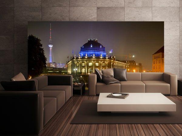 coole wandgestaltung - frische ideen für ihren innenraum, Wohnzimmer dekoo