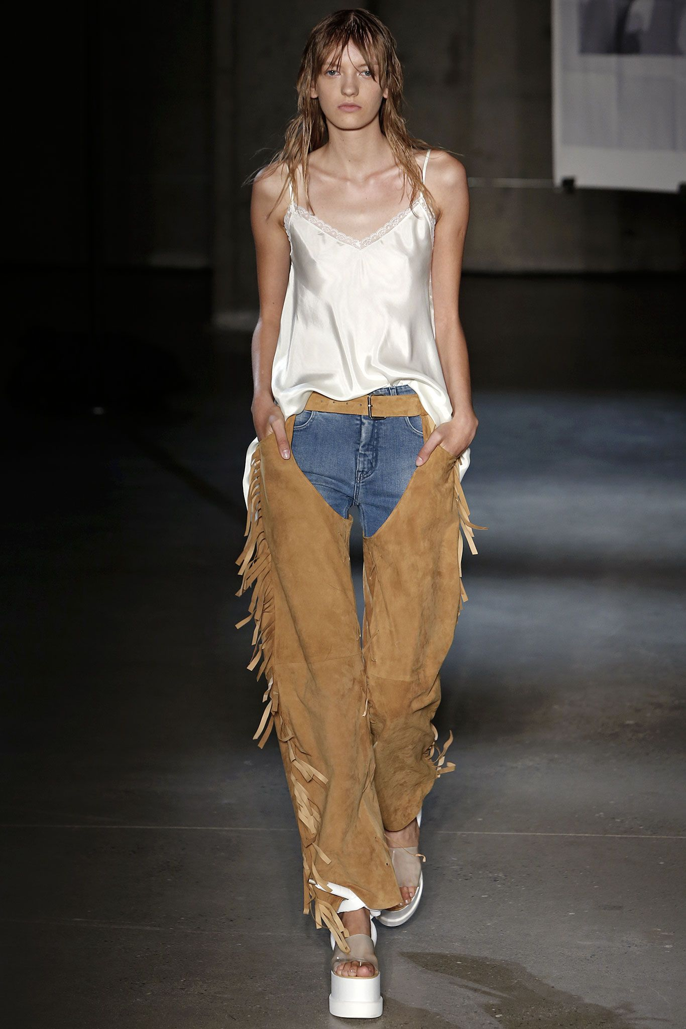 MM6 Maison Martin Margiela Spring 2015 Ready-to-Wear - Collection - Gallery - Style.com
