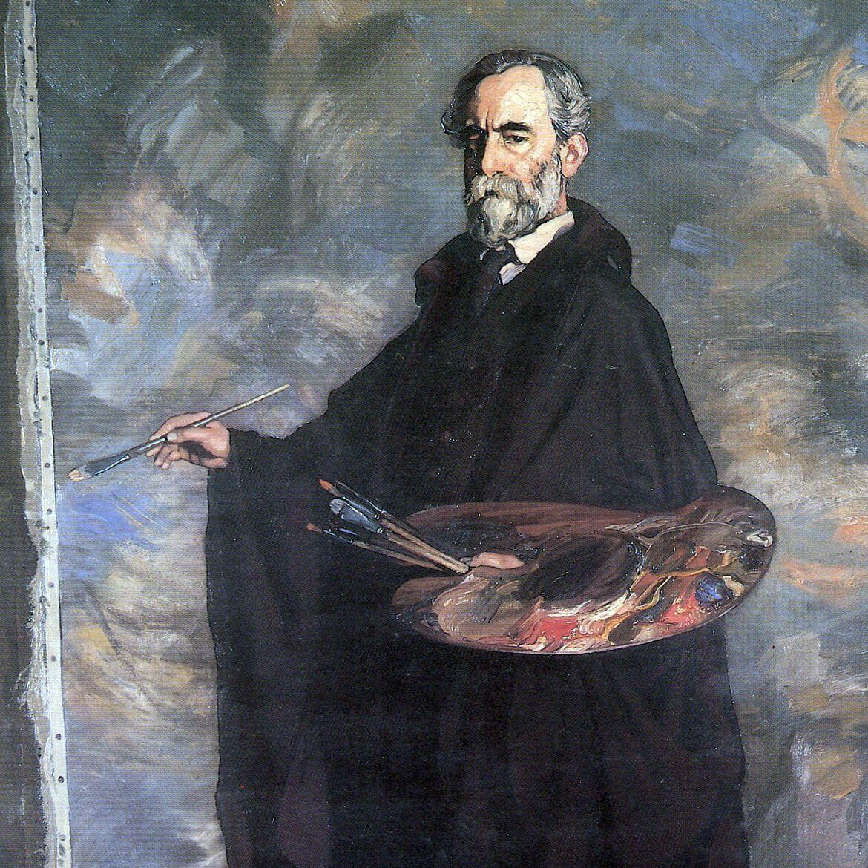 Retrato de Fermín Arango por Zuloaga