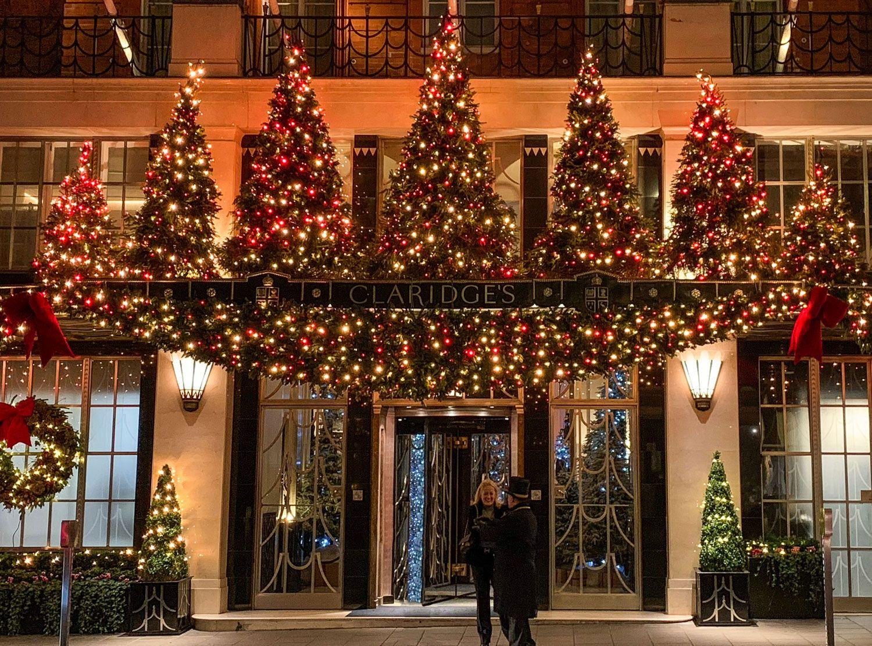 A Taste Of London At Christmas Holiday Inspiration Seasonal Entertaining Christmas