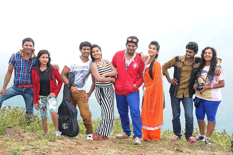 Santhoshathil Kalavaram hitting screens on November 2
