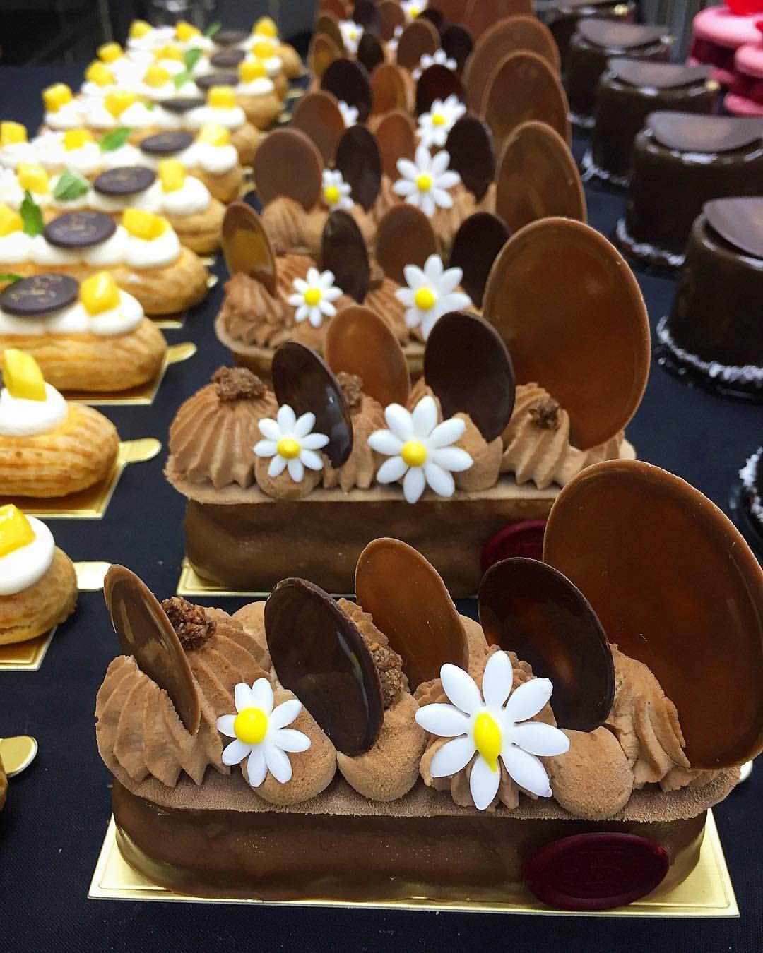Pin Di Chocolate Art Sculpture Gourmet Desserts