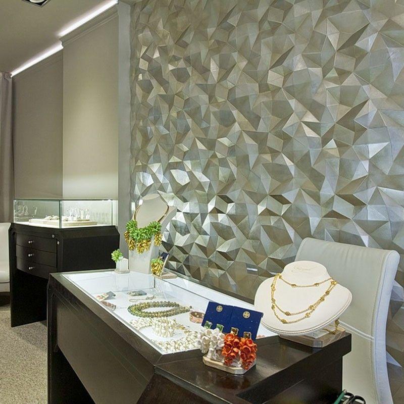 Декоративная панель 3D Гранада - БАРЕЛЬЕФ-ЛЮКС Декоративные гипсовые - Taxe D Habitation Appartement Meuble