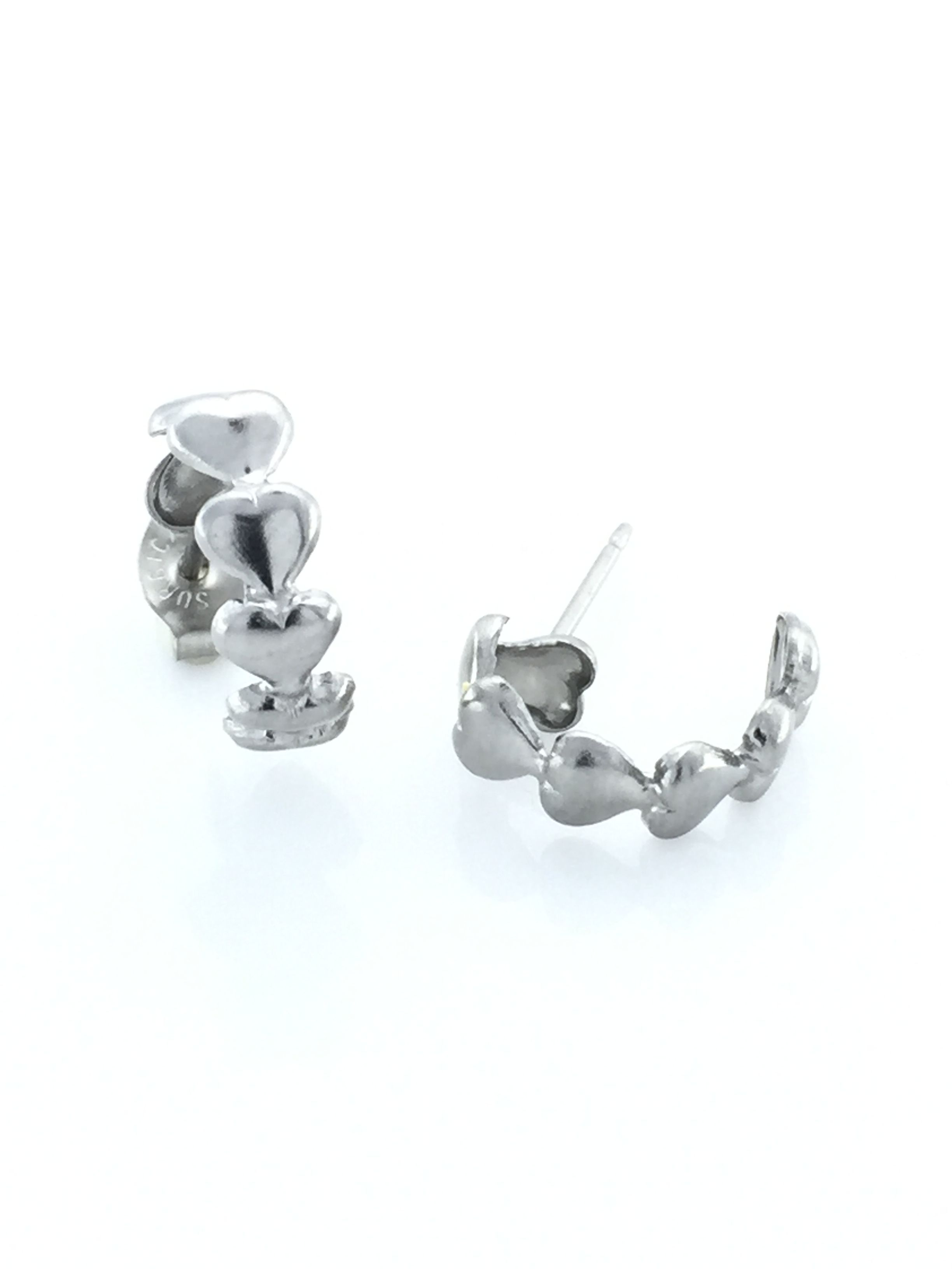 Surgical Steel Earrings Sensitively Yours Pinterest Heart