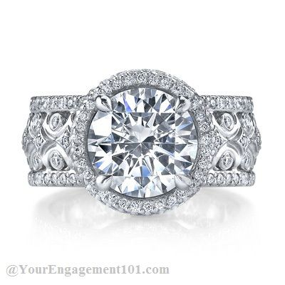 diamond of band ring thick princess wide inspirational solitaire engagement cut rings