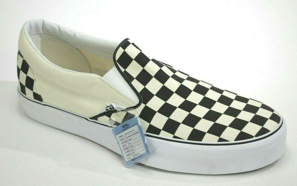 vans size 66 shoe