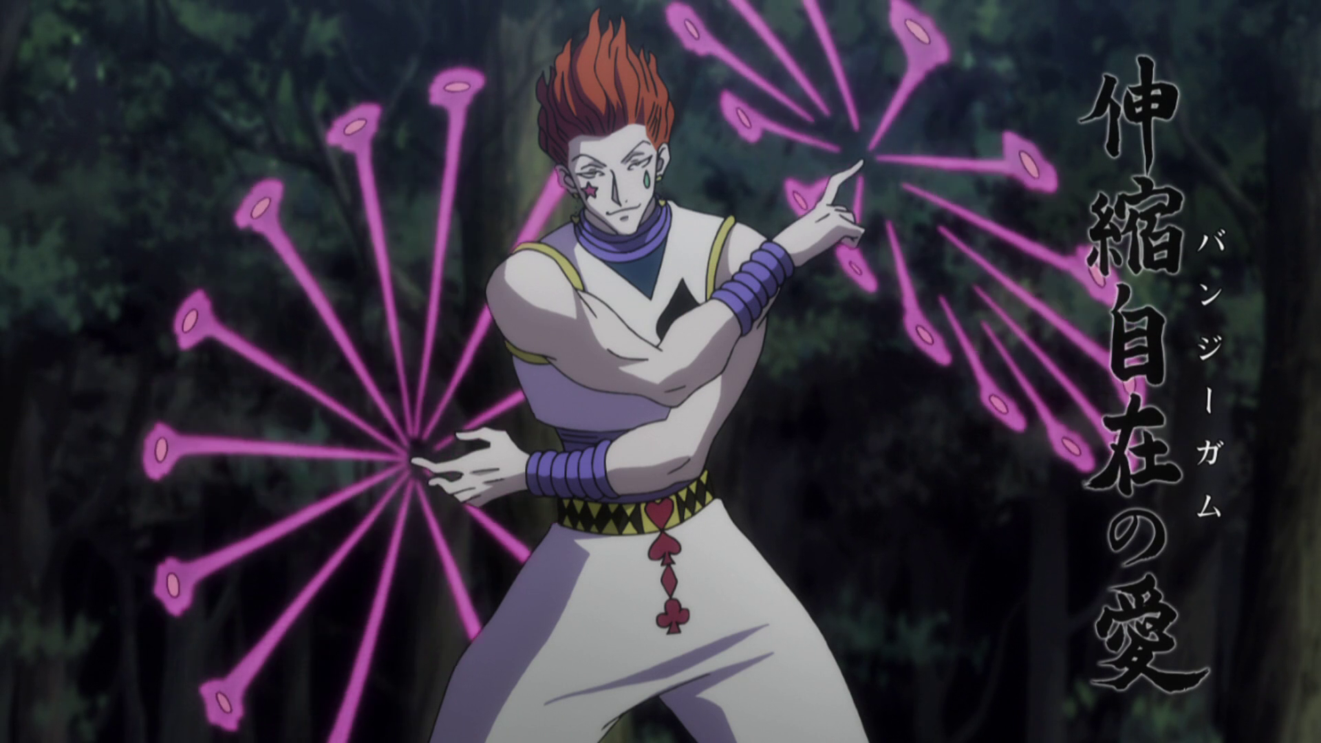 Hunter X Hunter Hisoka Wallpaper Hisoka Hunter X Hunter