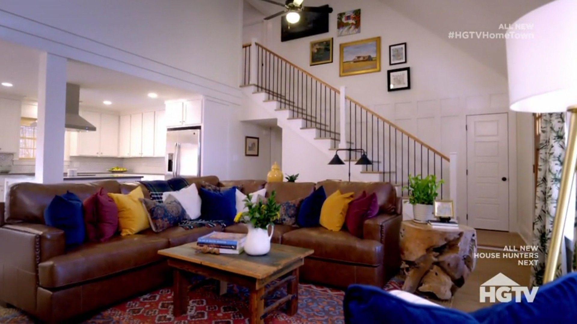 Hgtv Hometown Season 2 Episode 9 Home Home Decor Interior
