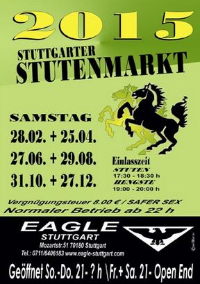 Cruising >> Stuttgarter Stutenmarkt, Stuttgart | Stute