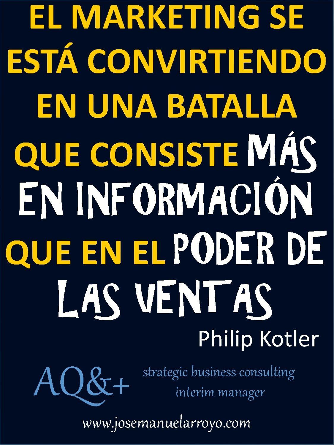 Marketing e Información.